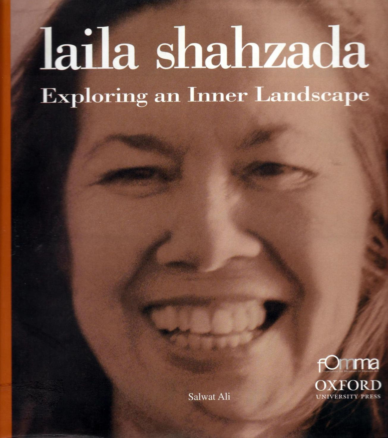 Laila Shahzada - exploring an inner landscape
