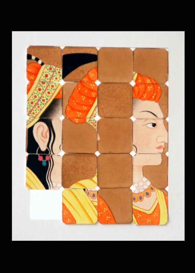 Amjad Ali Talpur-Gouache on Wasli on Cardboard.5x6 (2)