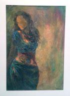 Artist: Maqbool Medium: Oil on canvas Size: 3 by 4 feet Contact: 0092-300-8260580 unicorngallery@gmail.com