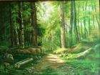 Artist: Anwer Ali Medium: Oil on canvas Size: 3/5 by 4/5 Contact: 0092-300-8260580 unicorngallery@gmail.com